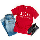 Funny Alexa Tees - Customize your own!