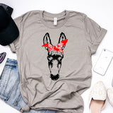 Fun Animal Print T-Shirt | 10 Designs - Krafty Chix