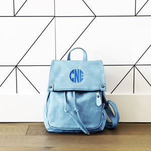 Monogrammed Raena Backpack - Krafty Chix
