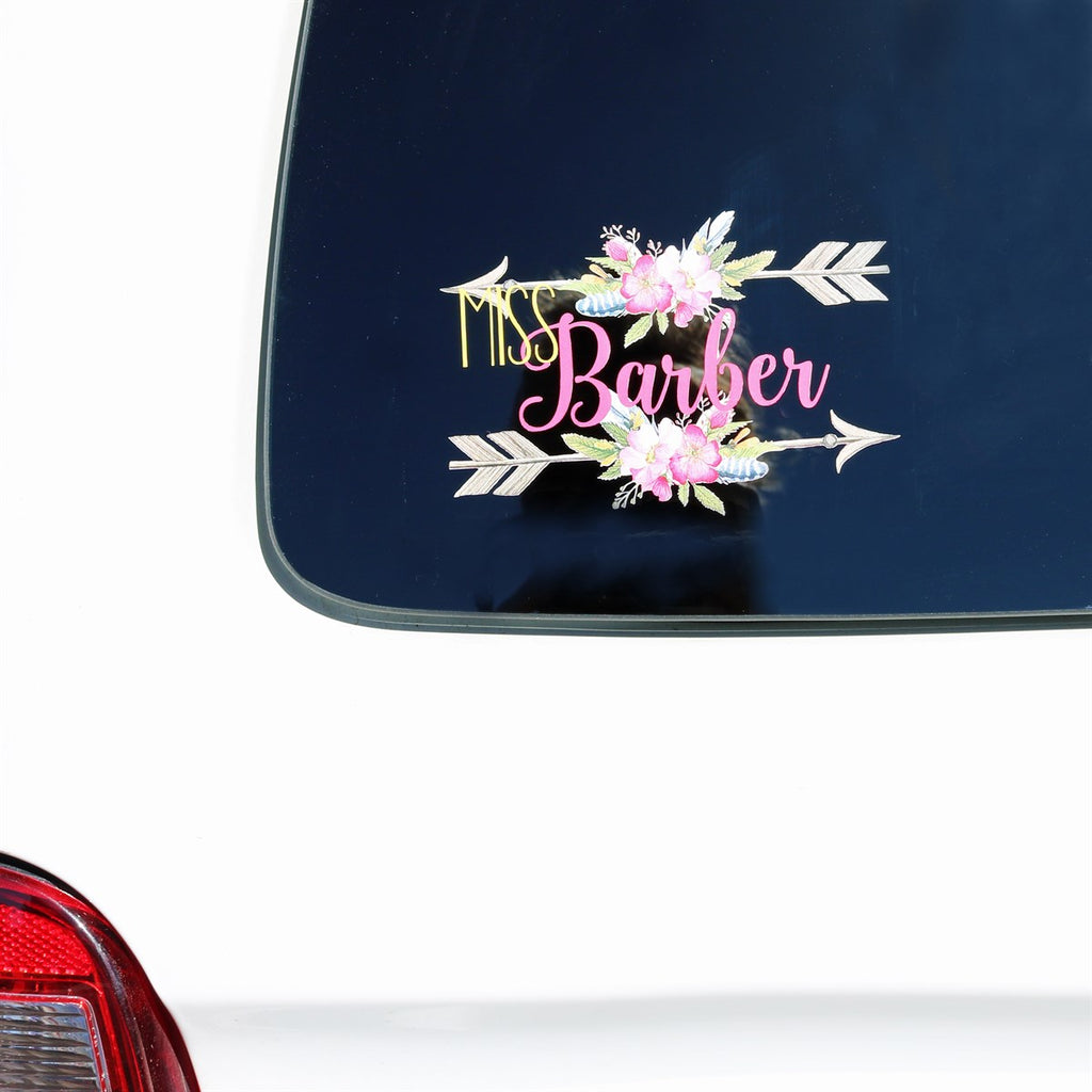 Boho Teacher Decals - Krafty Chix New