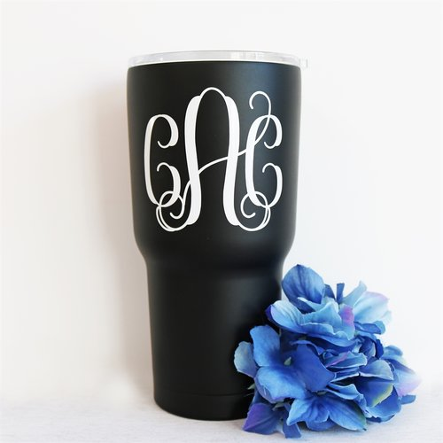Personalized 30 oz. Hot or Cold Tumbler - Krafty Chix
