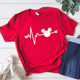 Character Inspired T-Shirt | 37 Designs!