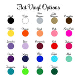 Character Inspired Decals | 11 Styles - Krafty Chix