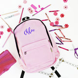 Personalized Back to School Backpack