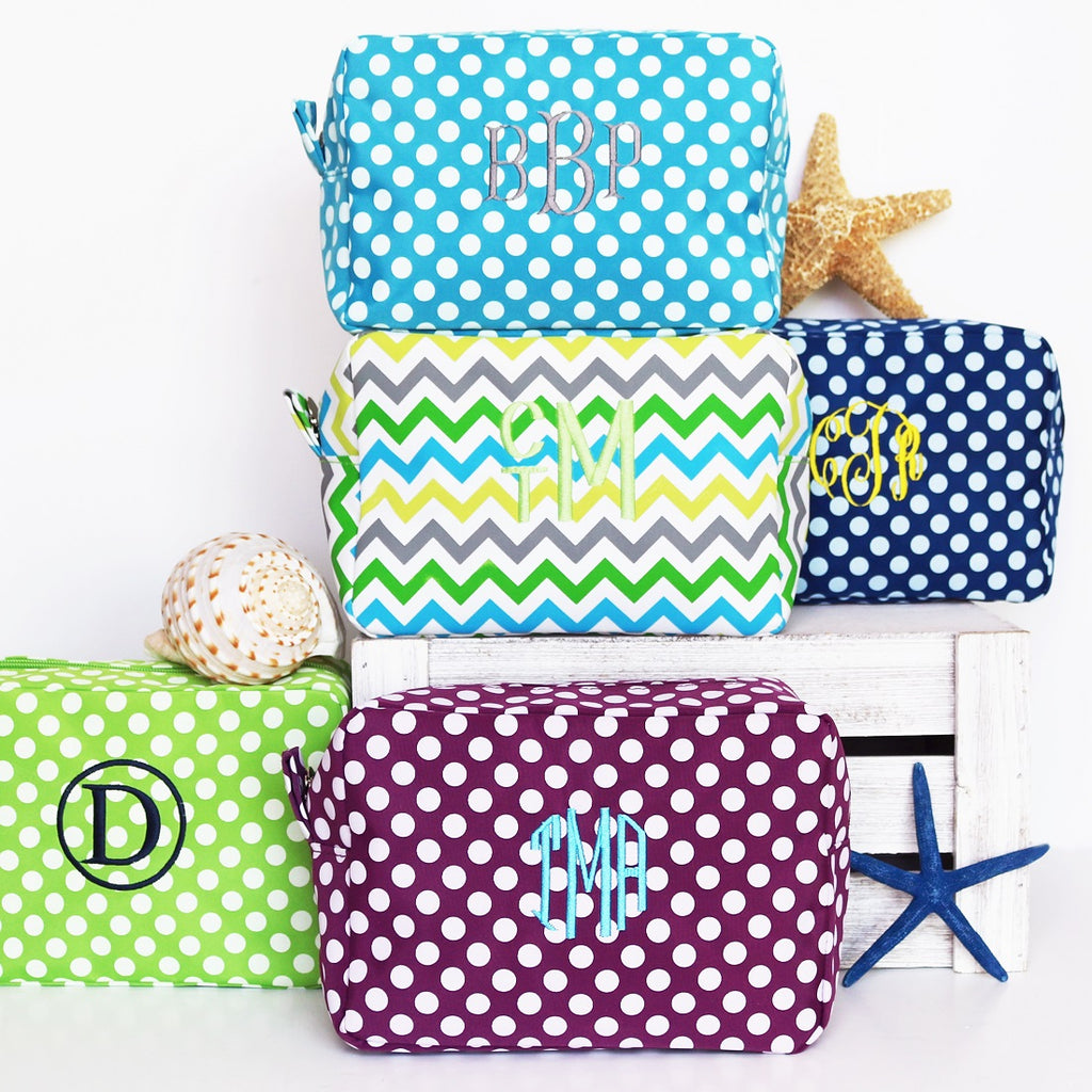 Personalized Cosmetic Bags - Krafty Chix New