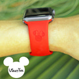 Personalized Character Apple Watch Bands