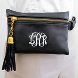 Monogram Carry All Trendy Fanny Pack