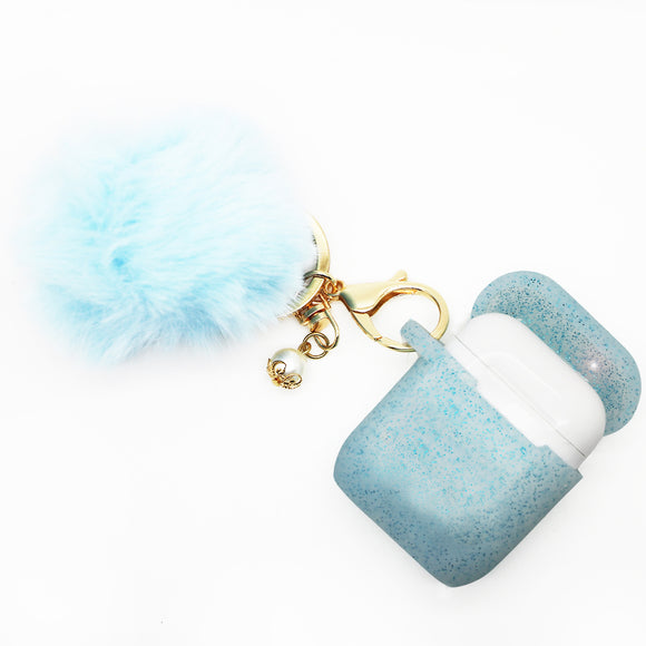 Glitter Earbud Case - Clearance