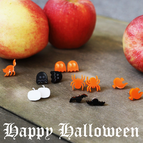 Handmade Halloween Earrings