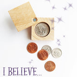 Handmade Personalized Ring Boxes/Tooth Fairy Box | Clearance