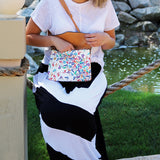 Summer Print Crossbody | Clearance
