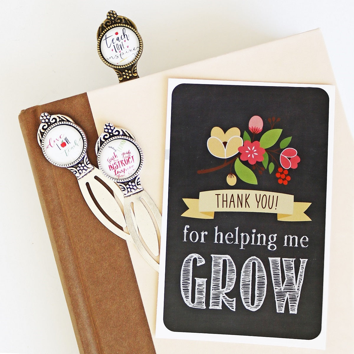 Back to School Teacher Bookmarks | Teacher Gifts