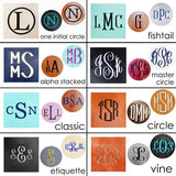 Monogram Jasmin Tassel Cross-Body