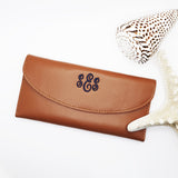 The Clarice Wallet | Monogrammed