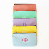 Monogram Wristlets - 18 Colors