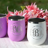 Personalized 12oz Tumblers