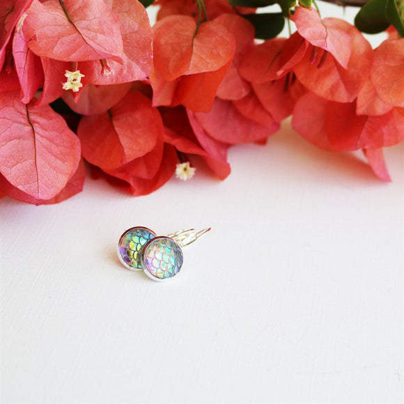 Mermaid Earrings - CLEARANCE - Krafty Chix