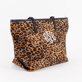 Animal Print Totes w/Clutch | Monogrammed