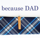 Handmade Wood Tie Clips | Handmade | Father's Day Gifts - Krafty Chix