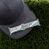 Personalized Baseball Watch Band