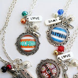 Football Game Day Necklace - Krafty Chix