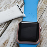 Monogrammed Apple Watch Bands