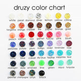 Dreaming of Druzy Earrings - Krafty Chix