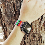 Desert & Sky Apple Silicone Watch Bands