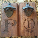 Personalized Magnetized Bottle Openers | 10 Designs