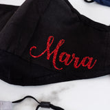 Cloth Mask with Filter Pocket - Personalized!