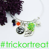 Halloween Bangle - Krafty Chix