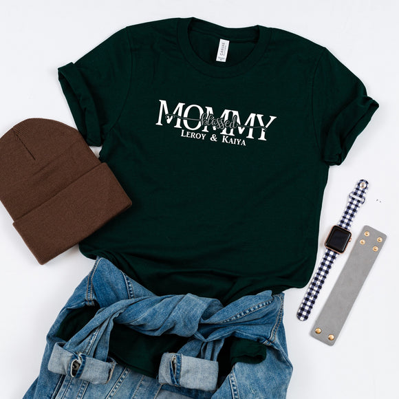 Blessed Mother's Day Tees
