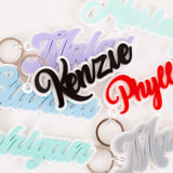 Personalized Jenny Key Chain