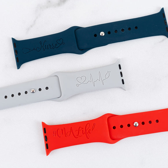 Nurse Apple Watch Bands