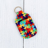 Hand Sanitizer Keychain Holder - Clearance