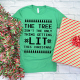 Get Lit Holiday Tees