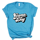 Go Team Football Game Day Tees