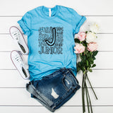 Typography Back to School Tees ALL Grades