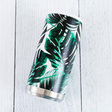 Pattern Skinny Can Cooler
