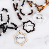 Boho Beaded Necklaces | 5 Colors