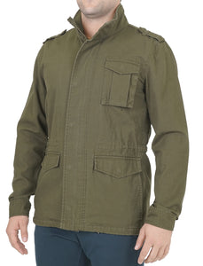Bleecker & Broad Mens Cotton Anorak