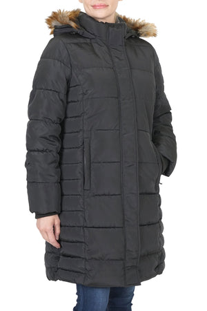 CoffeeShop Hooded Puffer