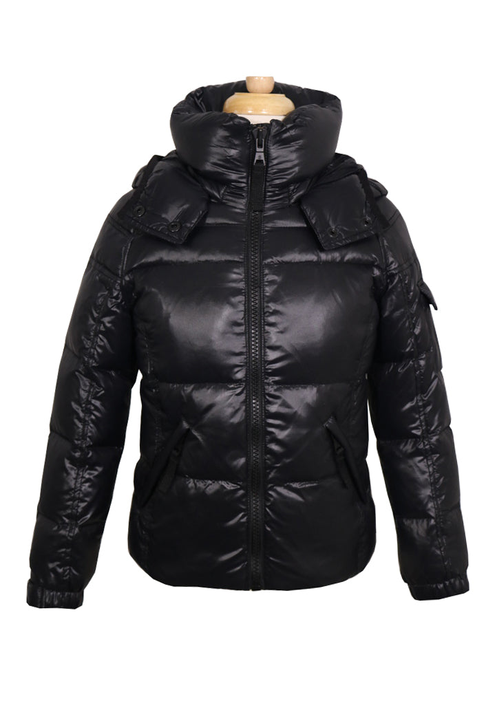 CoffeeShop Girls Puffer Jacket