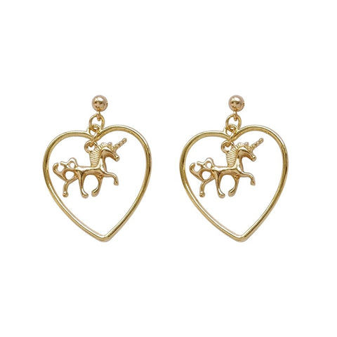 Unicorn Obsession Earrings ♥