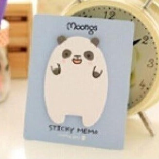 Moongs sticky notepad