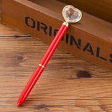 Metal Love Diamond Ball Pen