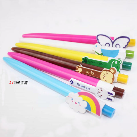 6pcs Kawaii Pen Set