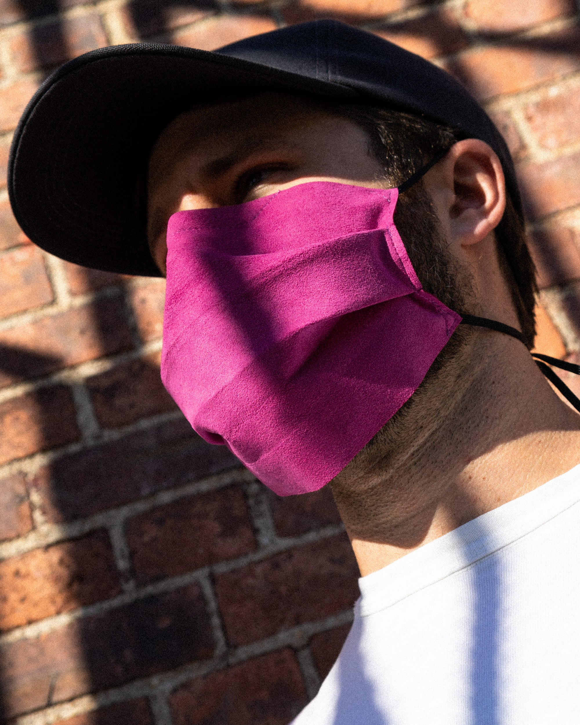 Mask 004 - Ultrasuede 3Bar
