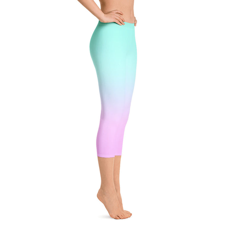 KAIA Colorshift Capri