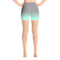 EVA High-Waist Gradient Short